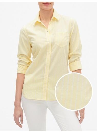Gap Gömlek Sarı